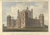 South East view of Wollaton hall, Nottinghamshire, the Seat of the Right honble. Lord Middleton.