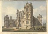 North West View of Wollaton hall, Nottinghamshire; the Seat of the Right hon'ble Lord Middleton