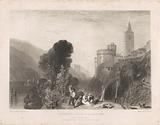 Dartmouth Castle, on the River Dart