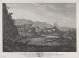 A View in the Island of Jamaica, of Roaring River Estate, belonging to William Beckford Esq. R near Savannah la Marr.