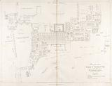 Plan of the Ancient Palace of Westminster by the late Mr William Capon, measured and drawn between 1793 and 1823