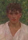 Portrait of Nicola Luciani