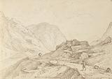 The Purple Mountains, 6 September 1841