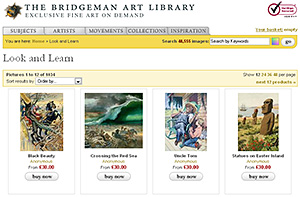 Bridgeman Art on Demand